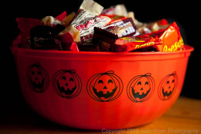 On Halloween, are you in for tasty treats or deadly desserts?