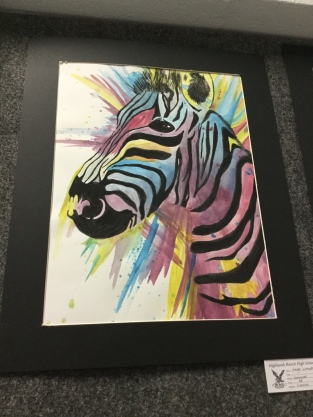 Art zebra