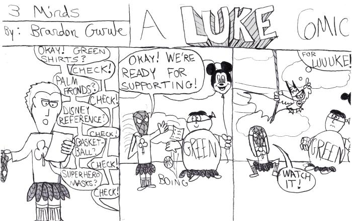 3 minds comic- Luke