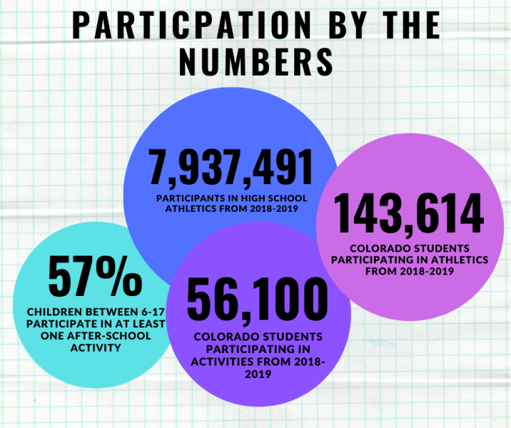 Particpation by the numbers
